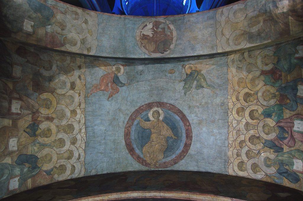 Rublev_fresco,_Vladimir_cathedral_02