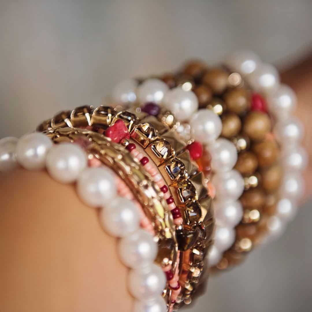 Pearl jewelry - is the perfect jewelry