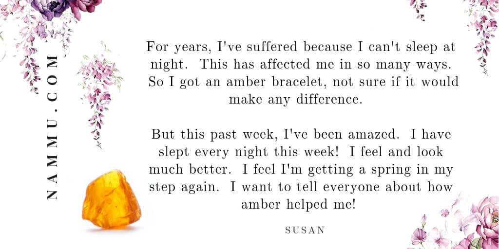 healing amber