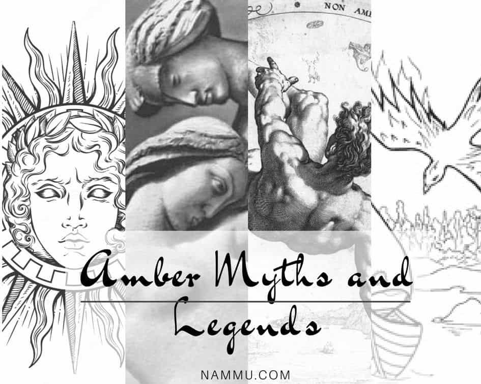 amber stone myths