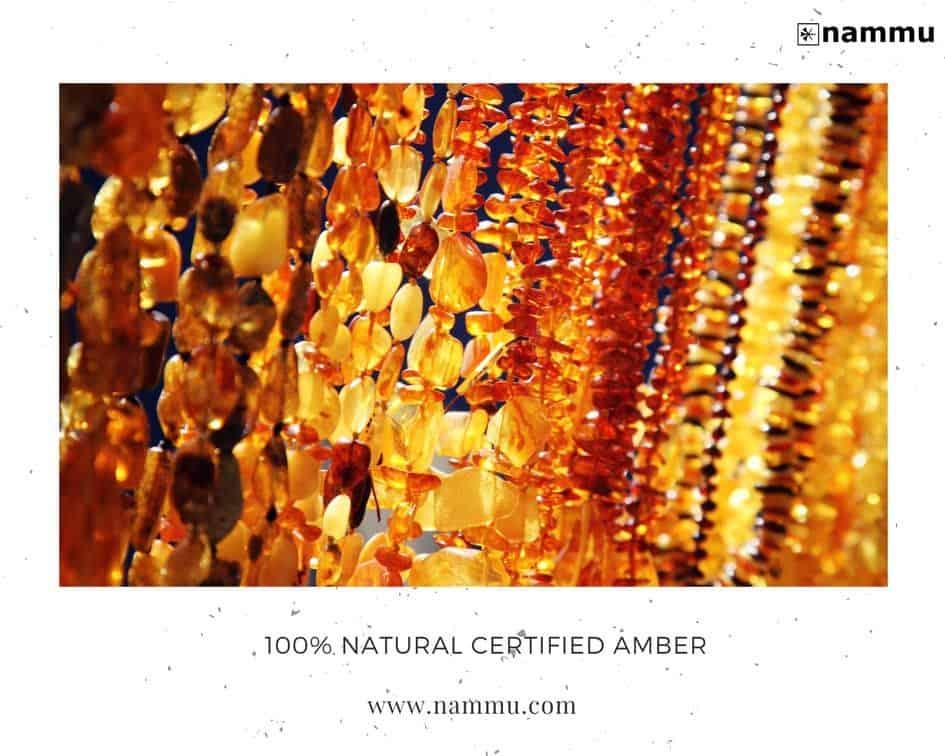 amber magical properties