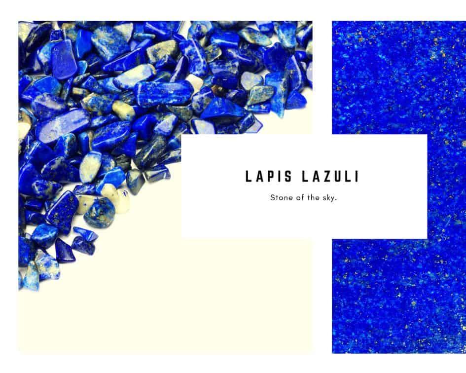 lapis lazuli astrology