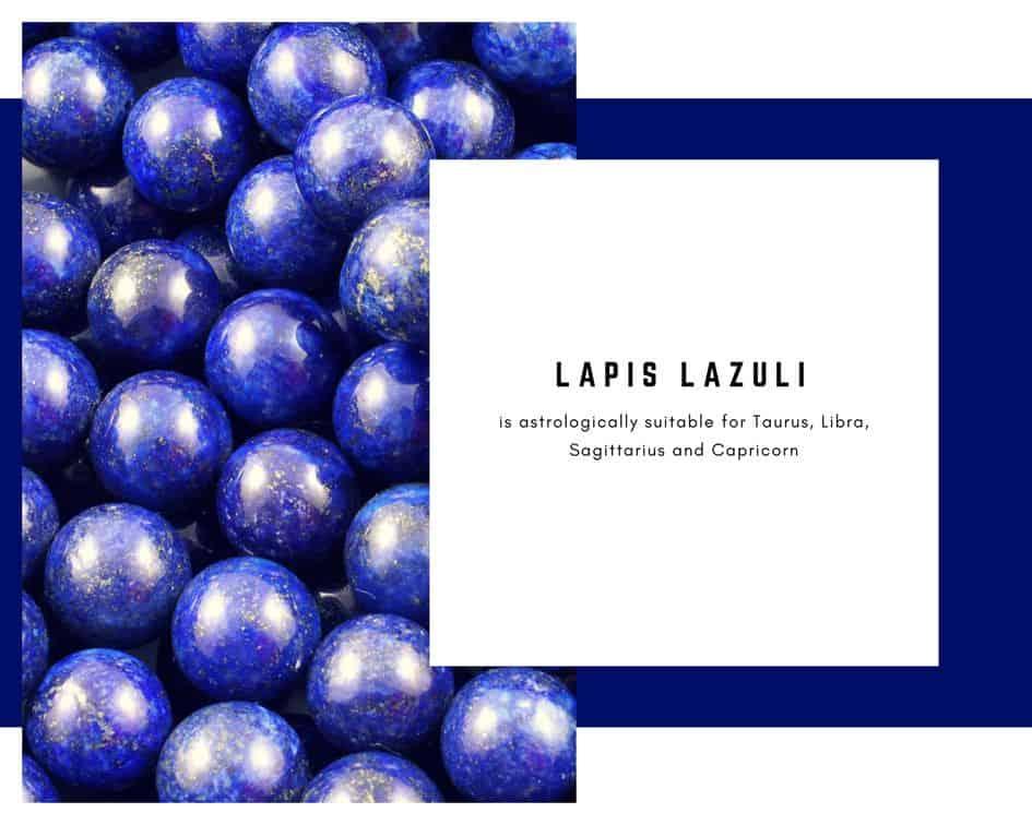 Lapis Lazuli in Astrology ✅
