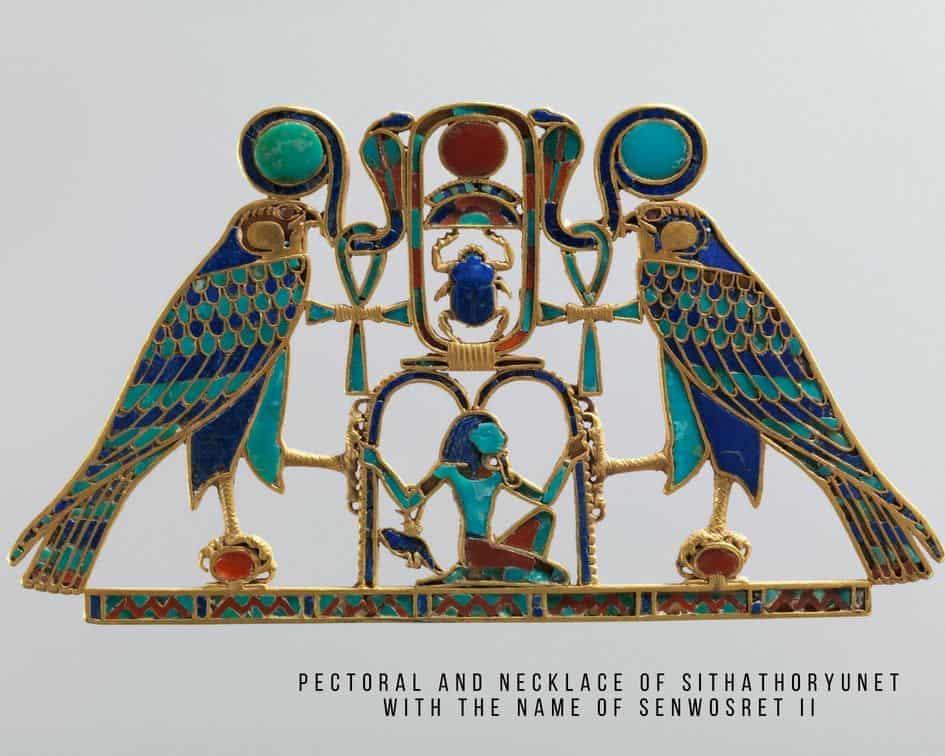 Egyptian lapis lazuli