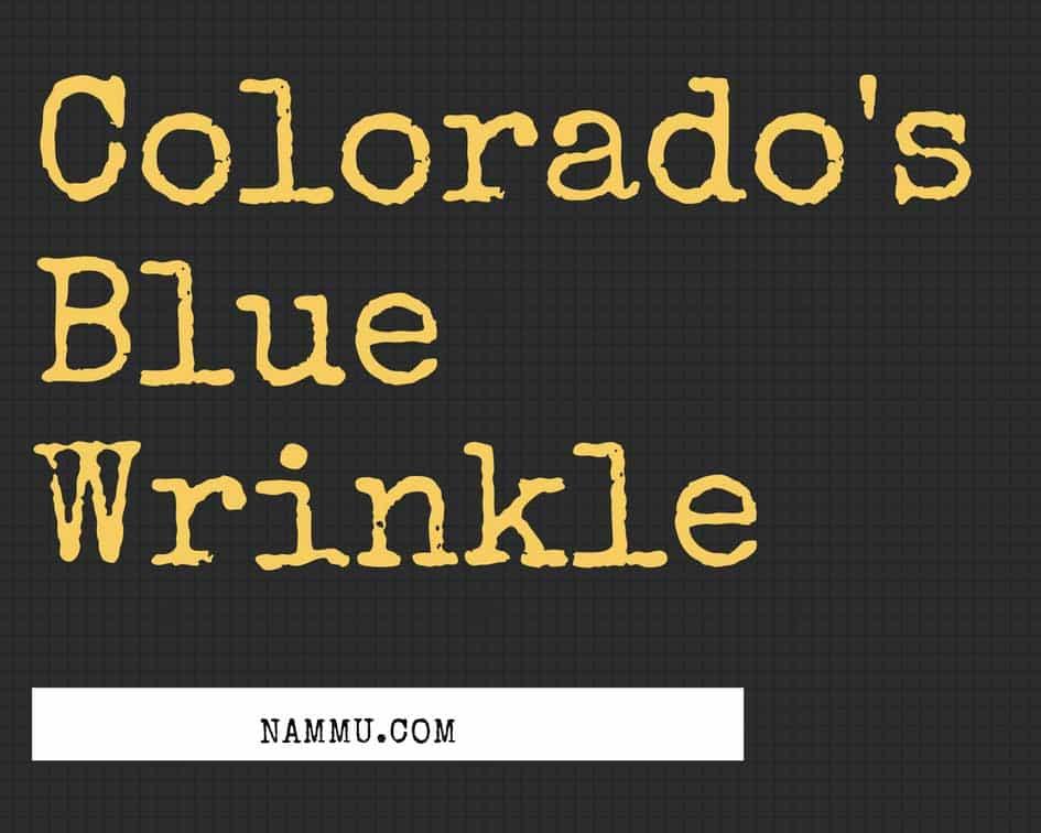 colorado blue wrinkle