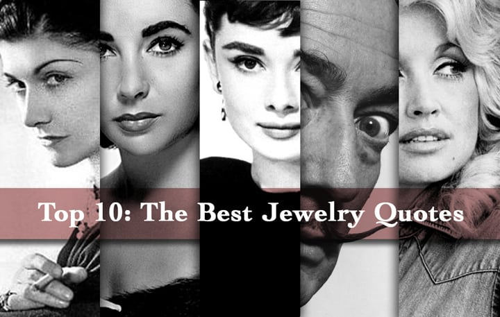 Top 10: The Best Jewelry Quotes ✅